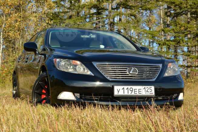 Lexus LS460, 2008 год, 1 299 000 руб.