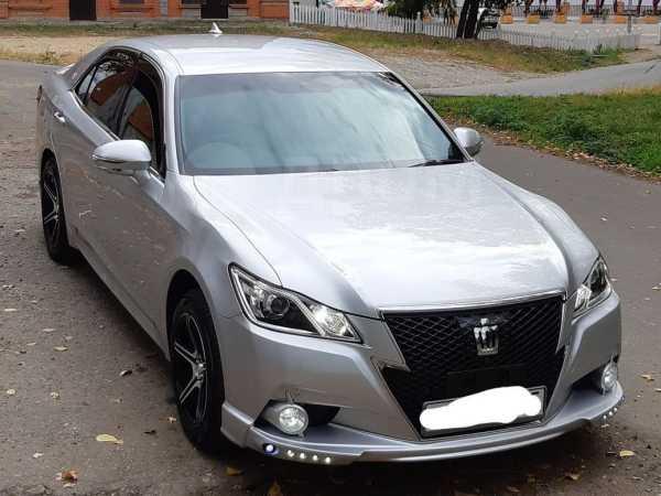 Toyota Crown, 2013 год, 1 660 000 руб.