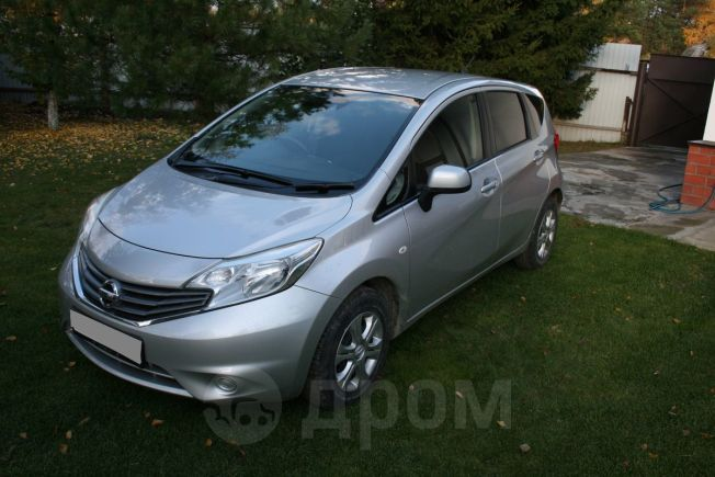 Nissan Note, 2014 год, 565 000 руб.