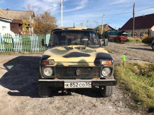 Лада 4x4 2131 Нива, 1996 год, 71 000 руб.