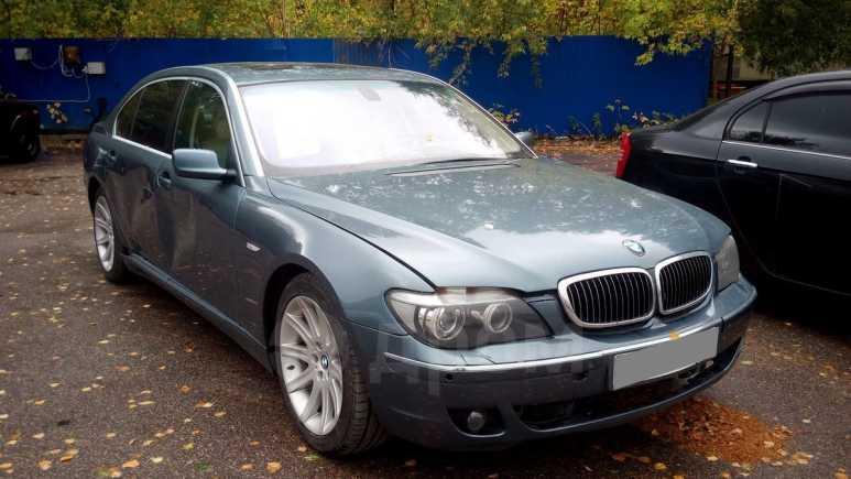 BMW 7-Series, 2007 год, 390 000 руб.