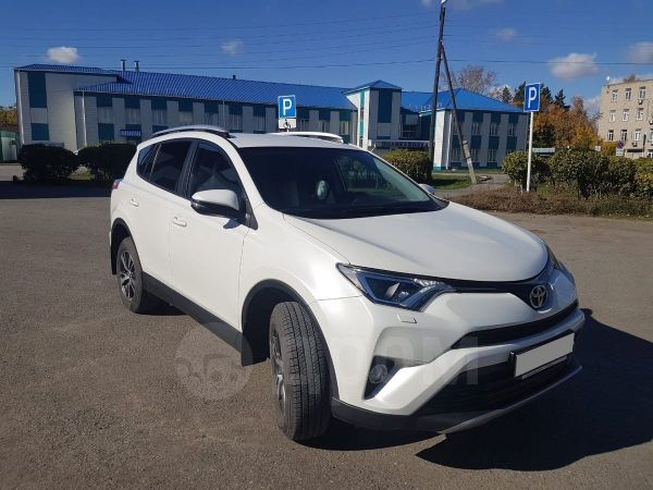 Toyota RAV4, 2016 год, 1 590 000 руб.