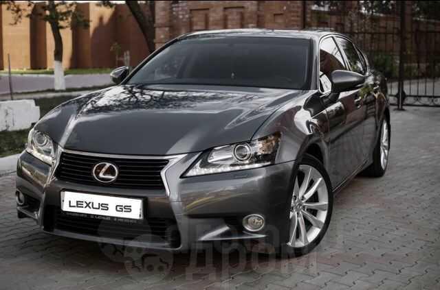 Lexus GS250, 2012 год, 1 610 000 руб.