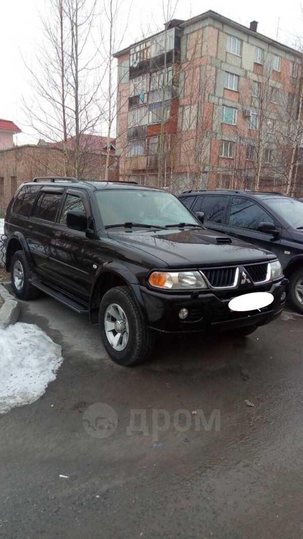 Mitsubishi Pajero Sport, 2006 год, 870 000 руб.