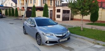 Анапа Acura TLX 2014