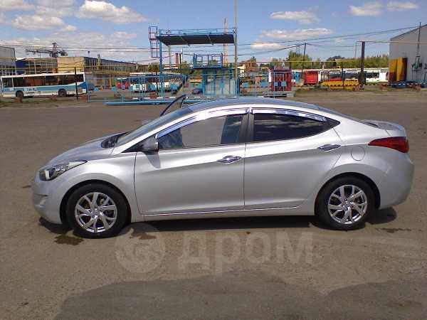 Hyundai Elantra, 2011 год, 615 000 руб.