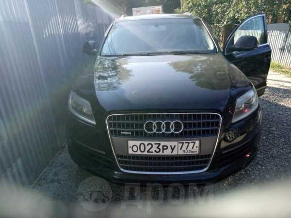 Audi Q7, 2008 год, 730 000 руб.