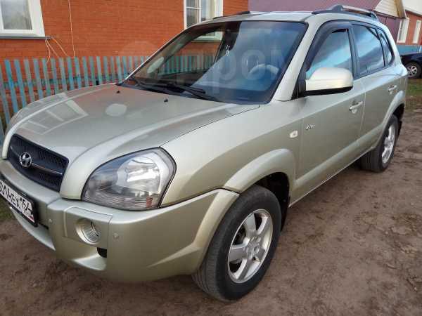 Hyundai Tucson, 2007 год, 620 000 руб.