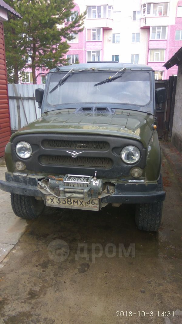 УАЗ 3151, 1987 год, 250 000 руб.