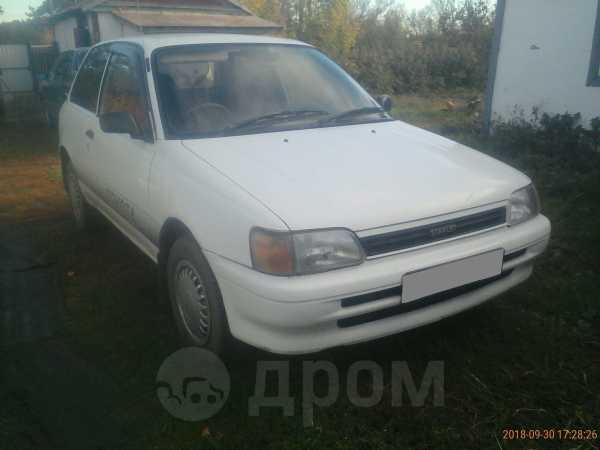 Toyota Starlet, 1991 год, 77 000 руб.