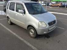 Новокузнецк Wagon R Solio 2002