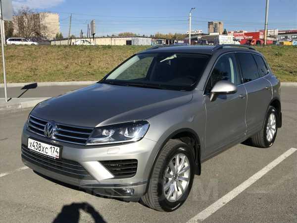 Volkswagen Touareg, 2015 год, 1 999 000 руб.