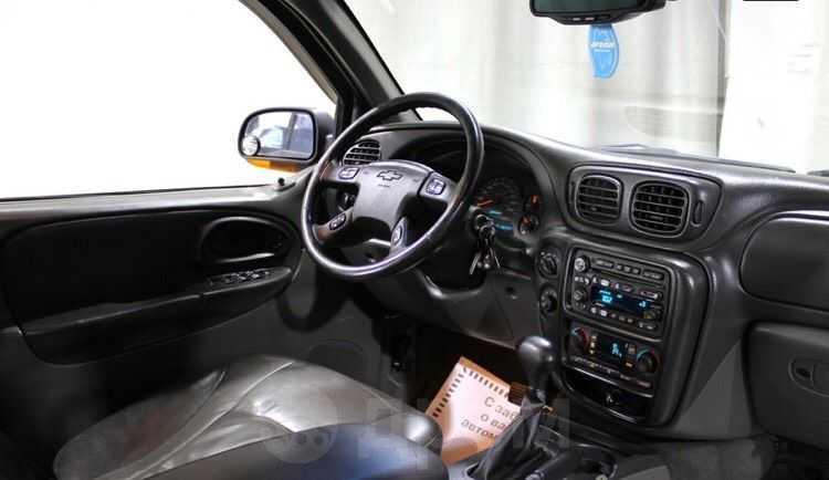 Chevrolet TrailBlazer, 2002 год, 635 000 руб.