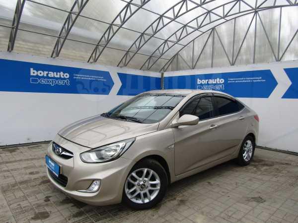 Hyundai Solaris, 2013 год, 429 000 руб.