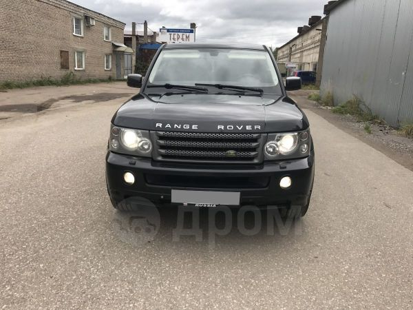 Land Rover Range Rover Sport, 2007 год, 655 000 руб.