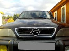 SsangYong Musso, 2001 г., Томск