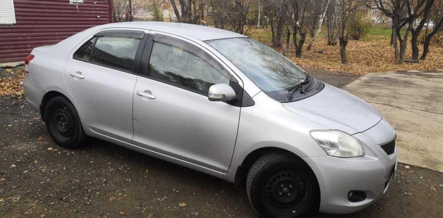 Toyota Belta, 2010 год, 410 000 руб.