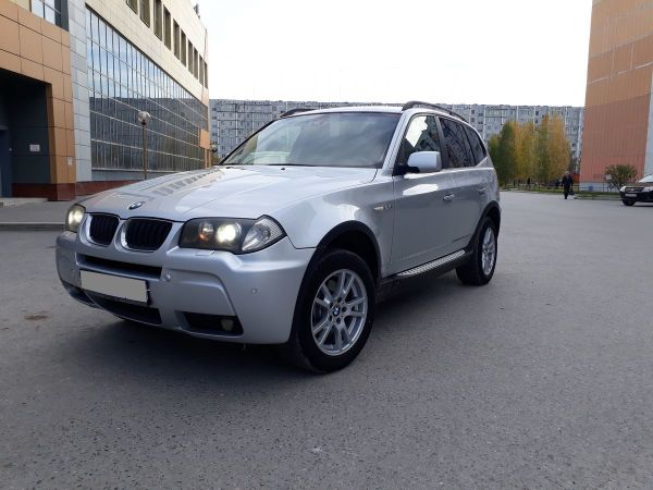 BMW X3, 2006 год, 499 000 руб.