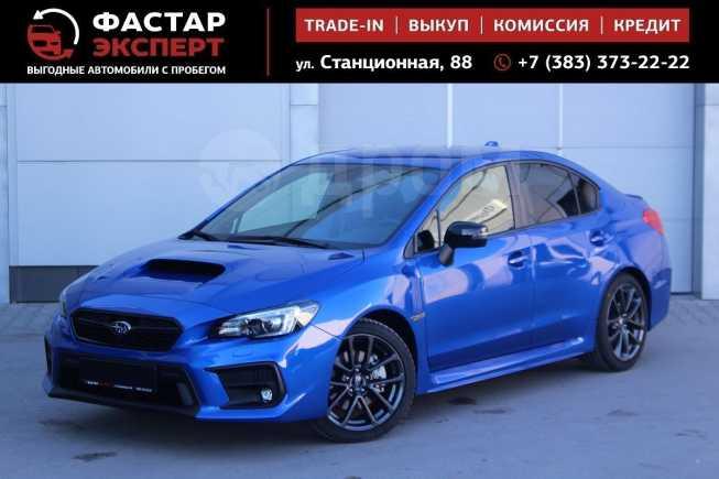 Subaru Impreza WRX, 2018 год, 2 249 000 руб.