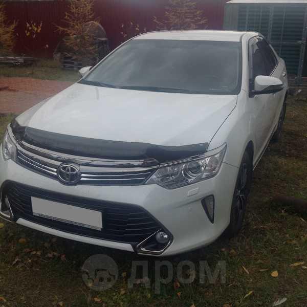 Toyota Camry, 2016 год, 1 600 000 руб.