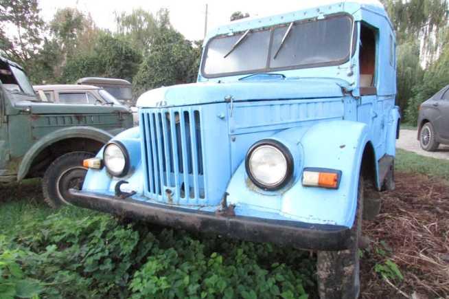 ГАЗ 69, 1967 год, 60 000 руб.