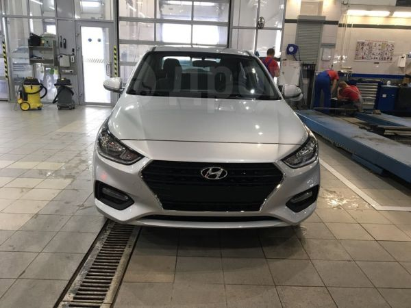 Hyundai Solaris, 2018 год, 774 000 руб.