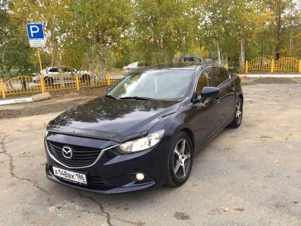 Mazda Mazda6, 2014 год, 1 080 000 руб.