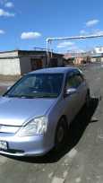 Honda Civic, 2002 год, 250 000 руб.