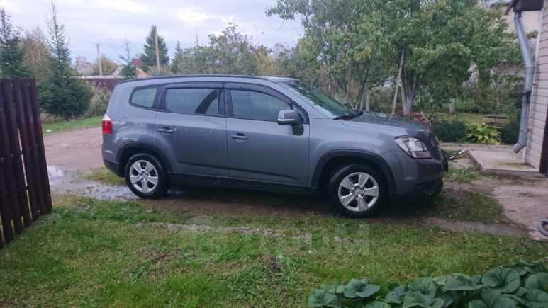 Chevrolet Orlando, 2014 год, 740 000 руб.