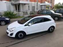 Москва Opel Corsa 2014