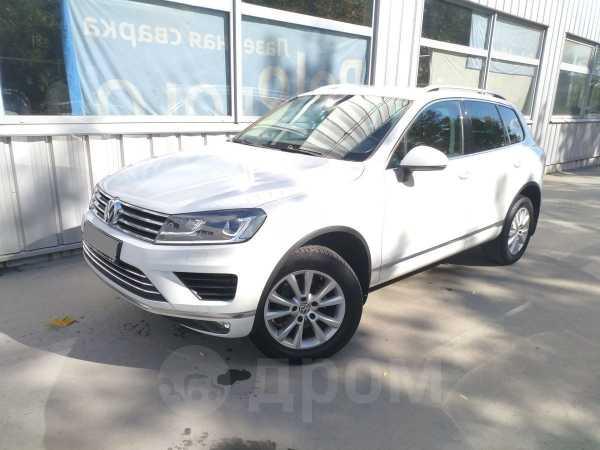 Volkswagen Touareg, 2017 год, 3 100 000 руб.