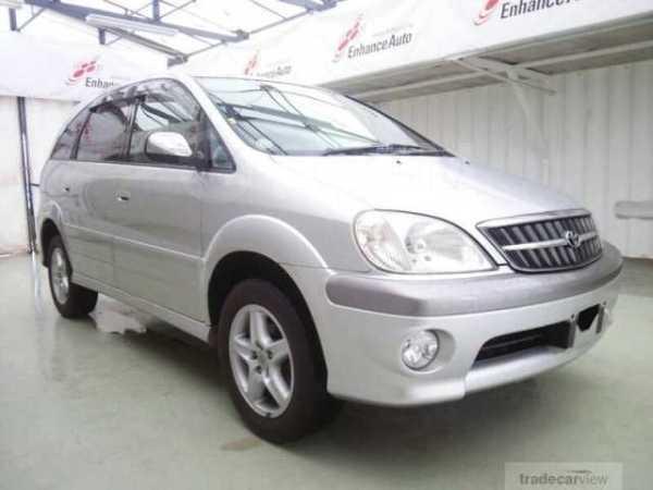 Toyota Nadia, 2001 год, 180 000 руб.