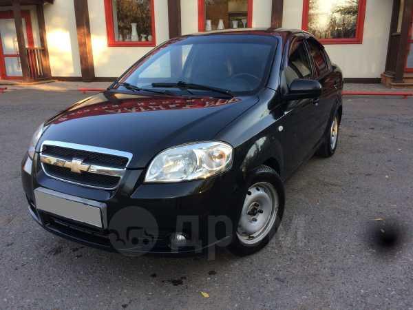 Chevrolet Aveo, 2006 год, 219 000 руб.