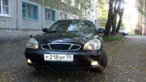 Омск Nubira 2001