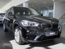 Иркутск BMW X1 2018