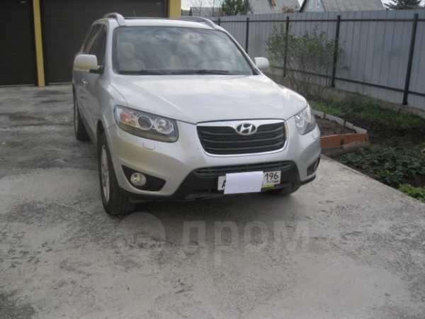 Hyundai Santa Fe, 2010 год, 845 000 руб.