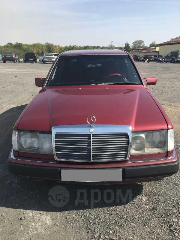 Mercedes-Benz E-Class, 1991 год, 150 000 руб.