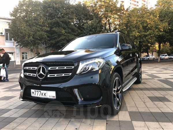 Mercedes-Benz GLS-Class, 2017 год, 5 000 000 руб.