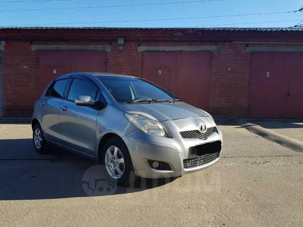 Toyota Vitz, 2010 год, 400 000 руб.