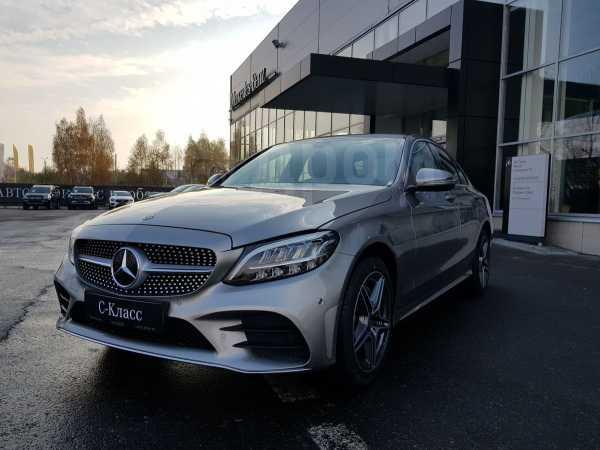 Mercedes-Benz C-Class, 2018 год, 2 300 000 руб.