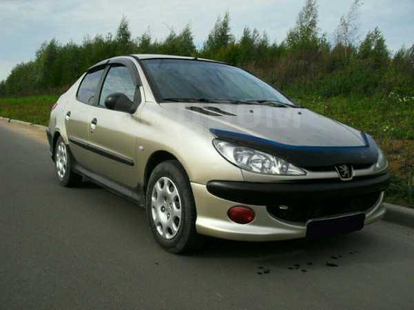 Peugeot 206, 2008 год, 135 000 руб.