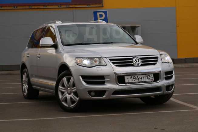 Volkswagen Touareg, 2008 год, 748 000 руб.