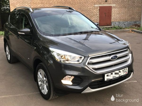 Ford Kuga, 2017 год, 1 387 000 руб.