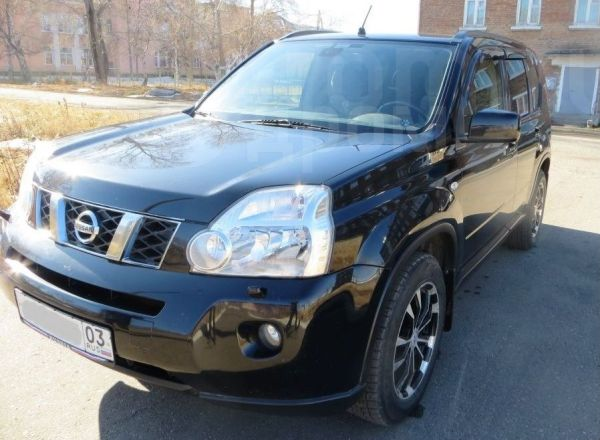 Nissan X-Trail, 2009 год, 717 000 руб.