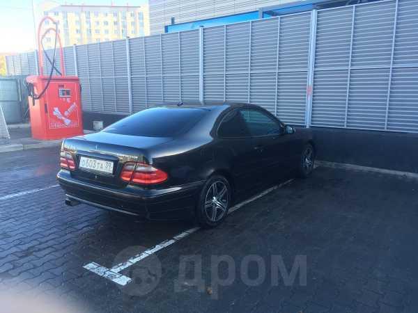 Mercedes-Benz CLK-Class, 2000 год, 280 000 руб.