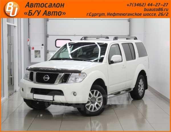 Nissan Pathfinder, 2013 год, 1 210 000 руб.