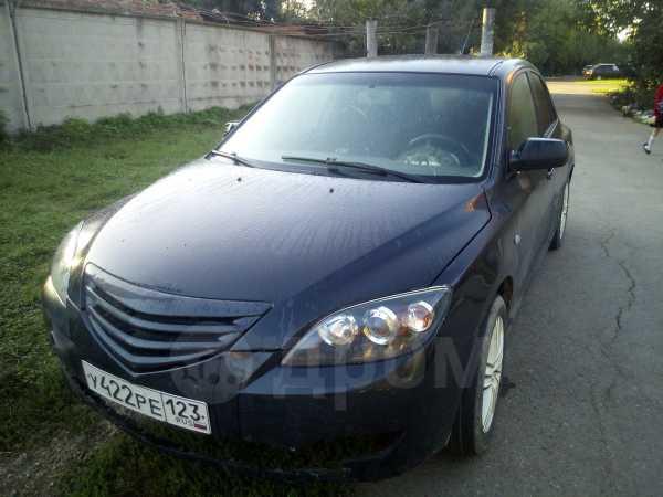 Mazda Mazda3, 2004 год, 150 000 руб.