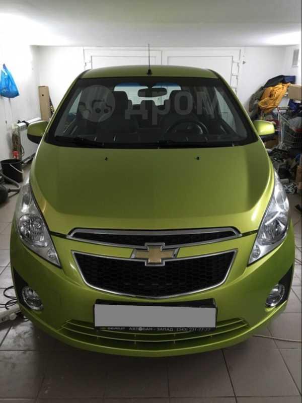 Chevrolet Spark, 2011 год, 379 000 руб.