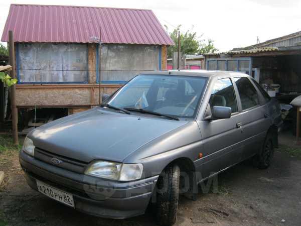 Ford Escort, 1990 год, 65 000 руб.