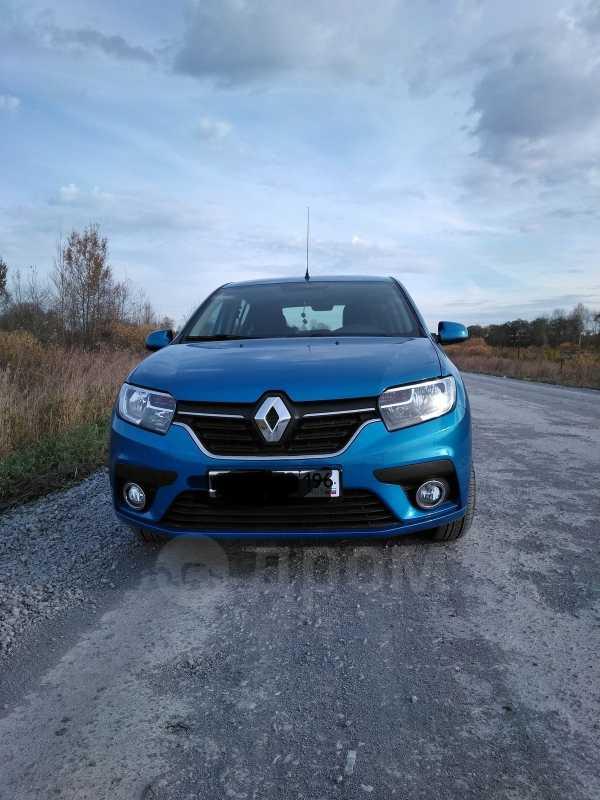 Renault Sandero, 2018 год, 700 000 руб.